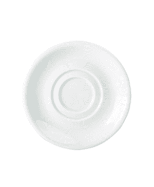 RGW Double Well Saucer 15cm (132116) - Case Qty 6