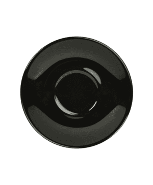 RGW Saucer 12cm Black - Case Qty 6