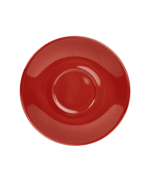 RGW Saucer 12cm Red - Case Qty 6