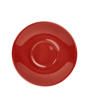 RGW Saucer 13.5cm Red - Case Qty 6