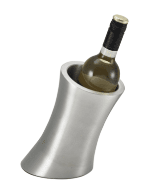 Angled St/Steel Wine Cooler - Case Qty 1