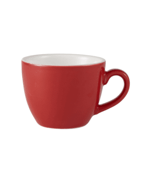 RGW Bowl Shaped Cup 9cl Red - Case Qty 6