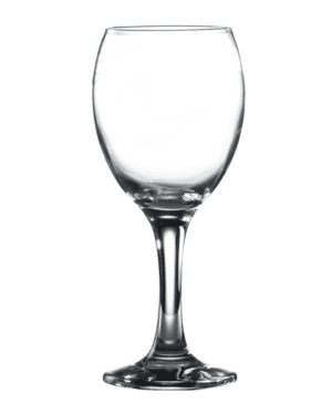 Empire Wine Glass 24.5cl / 8.5oz - Case Qty 6