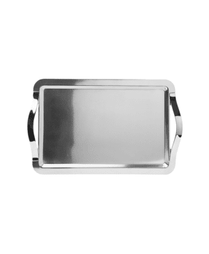 Newport Cubique Rectangular Serving Tray with Handles