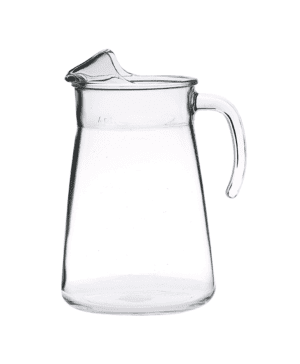 Artic Ice Lip Jug 2.5lt 4 pint - LCE @ 3 & 4 pint CASE QTY 6