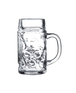 Beer Stein 50cl 17.5oz - LCE @ 0.5lt  CASE QTY 6