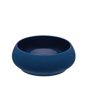 Gourmet Blue Casserole Body Satin Finish 14cm 50cl - Case Qty 6