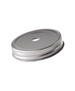 Lid To Fit Drinking Jars 7.3cm dia CASE QTY 24