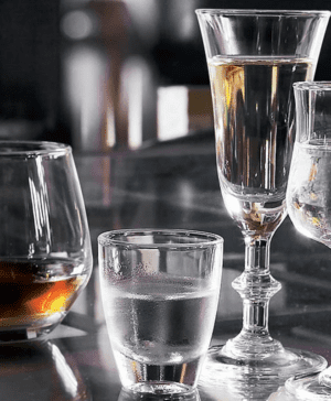 Sherry & Port Glasses