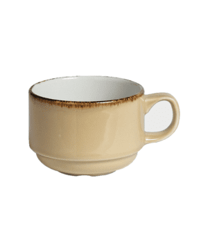 Terramesa Wheat Cup Stacking S.line 20cl 7oz - CASE QTY - 36