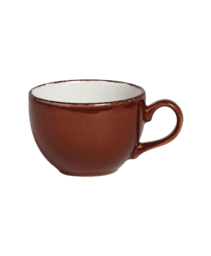 Terramesa Mocha Cup Low Emp 22.75cl 8oz - CASE QTY - 36