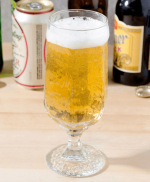 Beer Glasses Stemmed