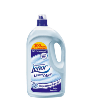 Lenor linen care concentrate 4ltr