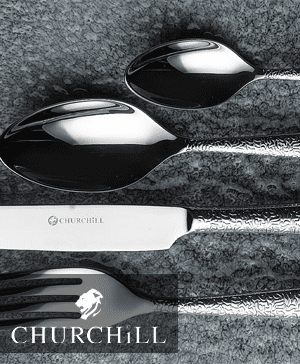 Churchill Cutlery Ranges